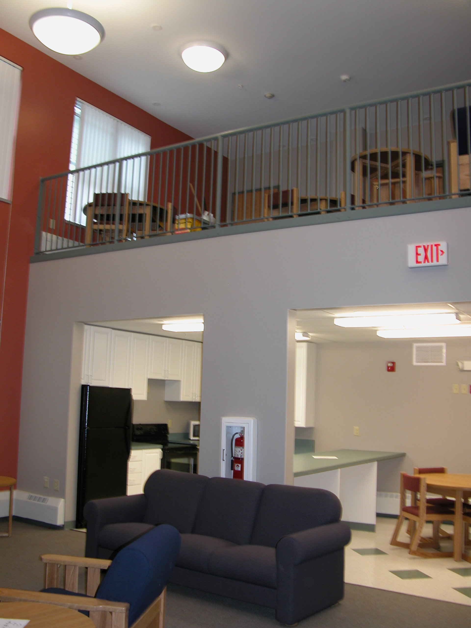 Student Living Room Decor: Russell Construction Services