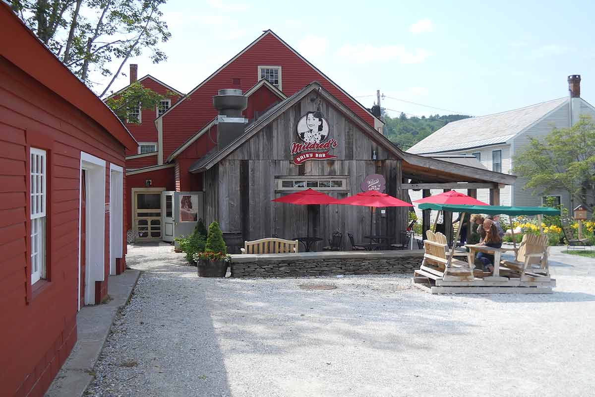 The Vermont Country Store Russell Construction Services